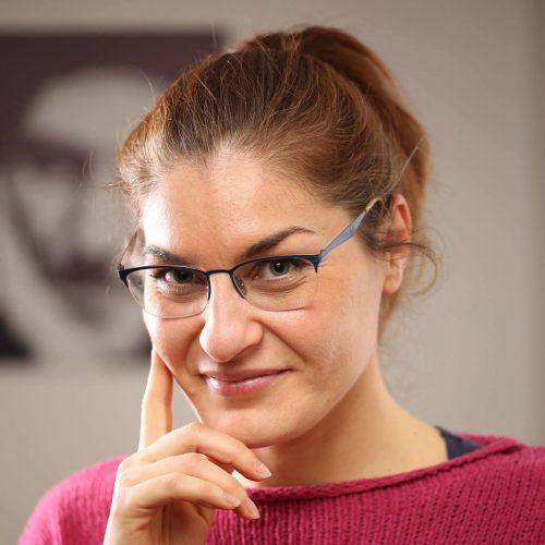 Bianca Esposito UI UX Desinger di Creact