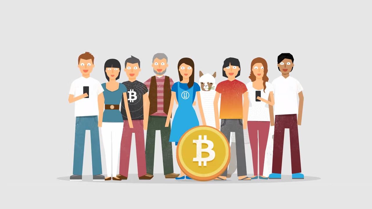 Bitcoin crew