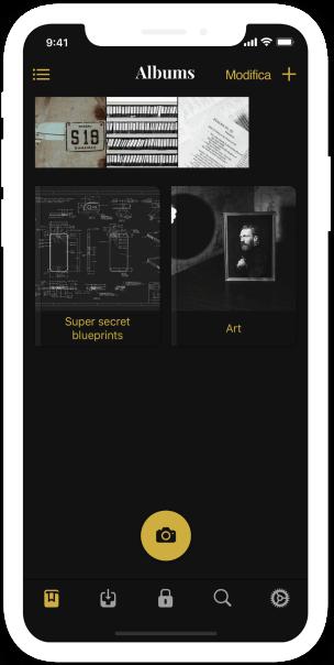 camazing app private albums