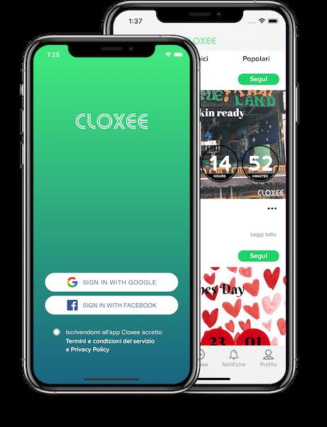Cloxee Screen