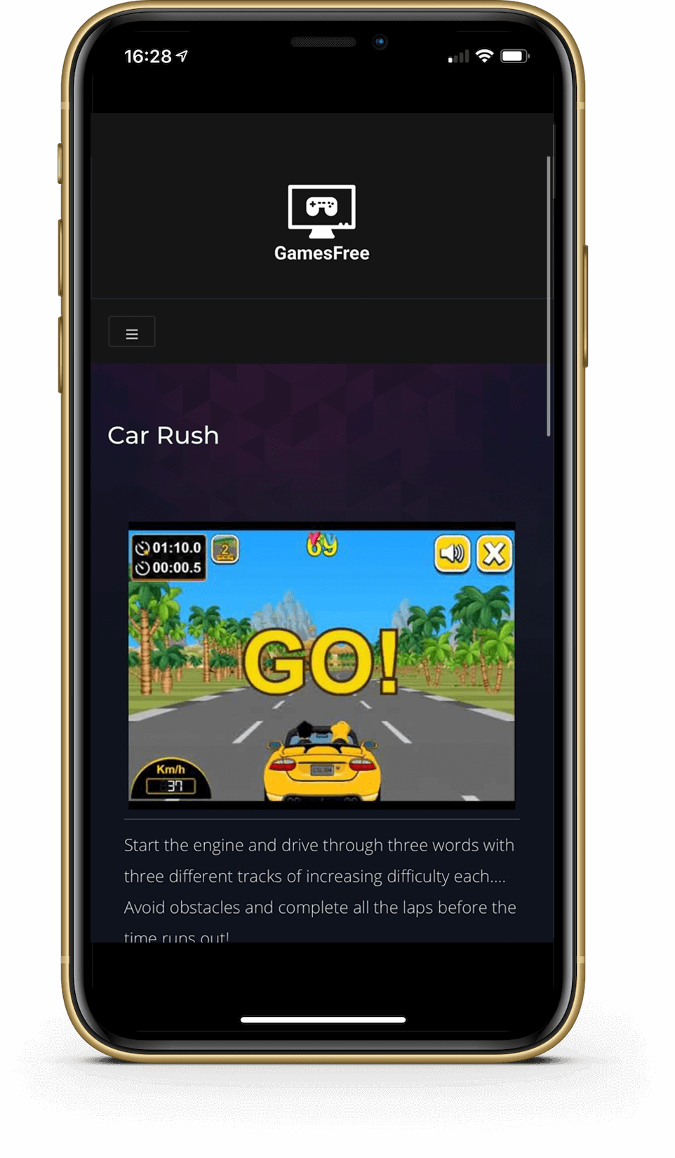 Gamesfree screenshot